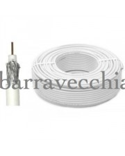 CAVO ANTENNA SATELLITARE E DIGITALE TERRESTRE MT.100